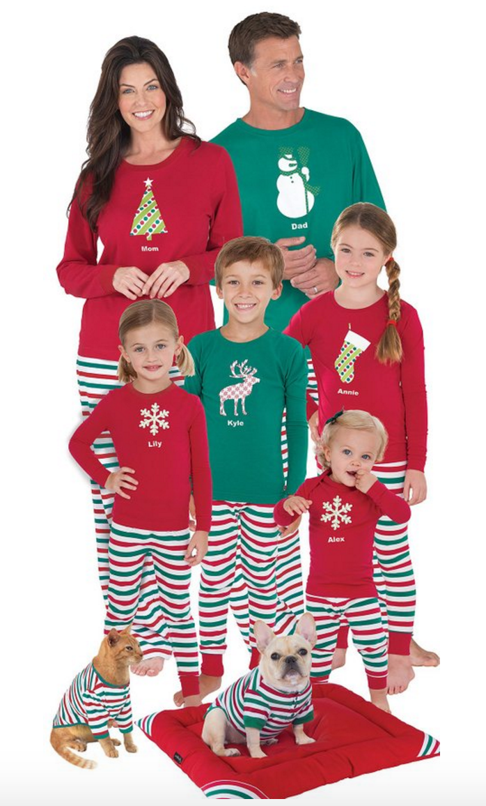 Create a memorable Christmas with these fun Family Christmas Pajamas. What  a great Christmas Eve 066f1e45e