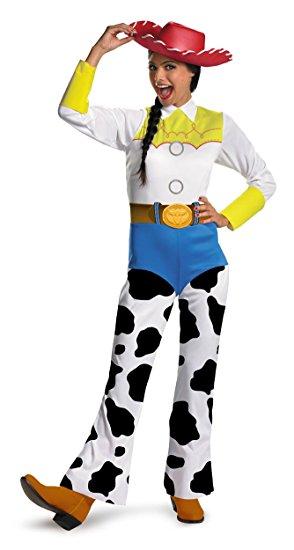 25 Disney Costume Ideas | OHMY-CREATIVE.COM | DIY Costumes | DIY Halloween | DIY Halloween Costumes | Amazon Costumes | Best DIY Halloween Costumes | Toy Story Jessie Costume |