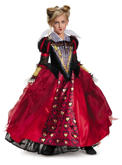 25 Disney Costume Ideas | OHMY-CREATIVE.COM | DIY Costumes | DIY Halloween | DIY Halloween Costumes | Amazon Costumes | Best DIY Halloween Costumes | Red Queen Costume |