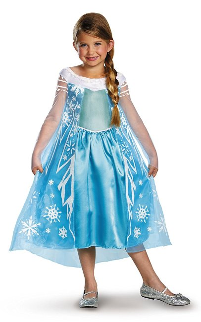 25 Disney Costume Ideas | OHMY-CREATIVE.COM | DIY Costumes | DIY Halloween | DIY Halloween Costumes | Amazon Costumes | Best DIY Halloween Costumes | Elsa Costume |