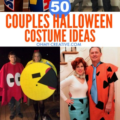 50 Couples Halloween Costume Ideas