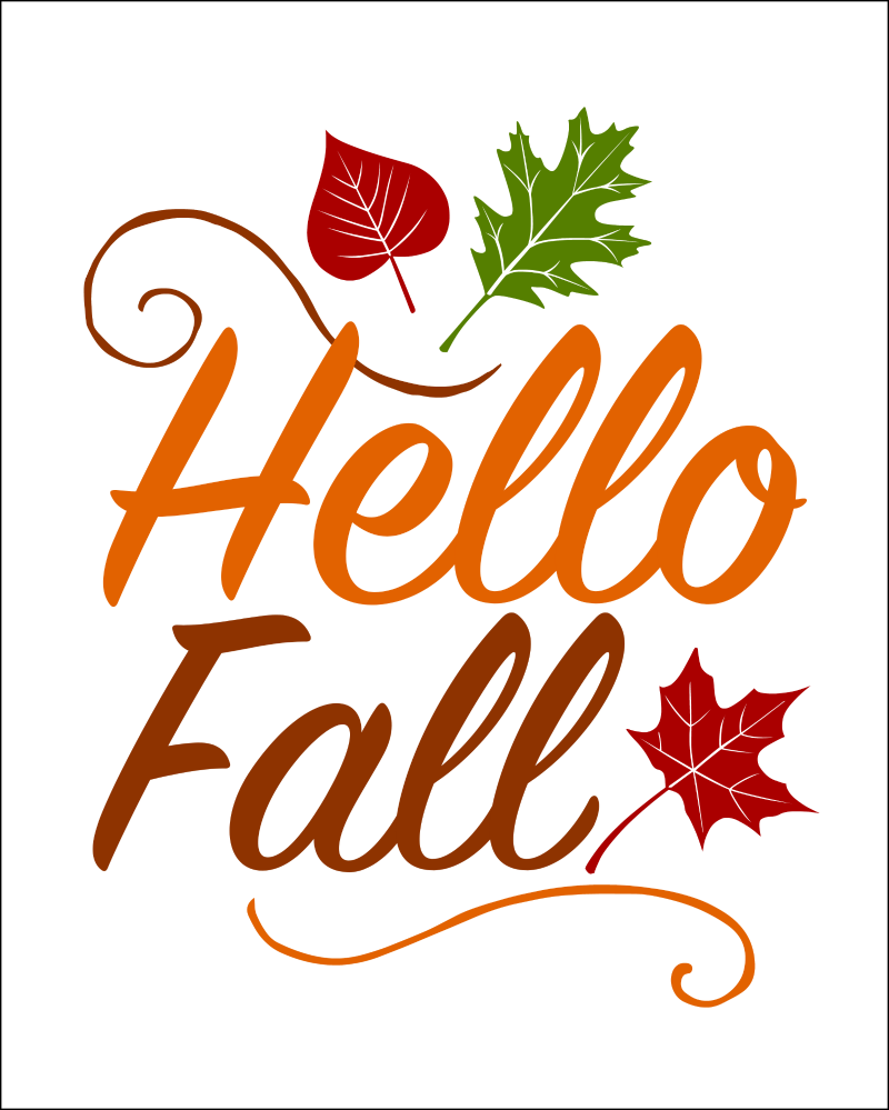Divine image for printable fall pictures