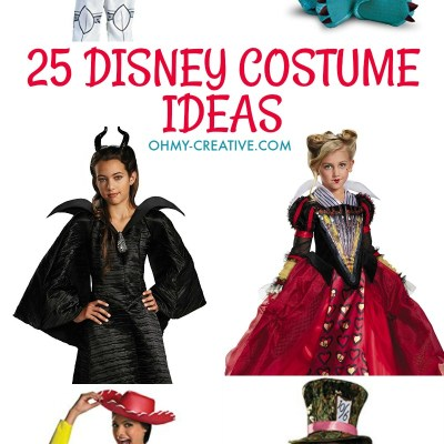 25 Disney Costume Ideas On Amazon