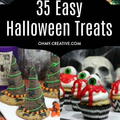 Easy Halloween Treats To Make