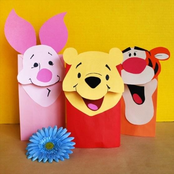 Oh-My Creative | Winnie the Pooh | Winnie the Pooh Crafts | Winnie the Pooh Activities | Winnie the Pooh Recipes |