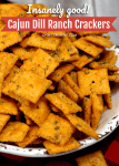 I will show you How To Make Crack Crackers Spicy In Cajun Dill Ranch - it's insanely good! This Cheez-It crack cracker recipe is so easy to make with amazing tangy flavors! OHMY-CREATIVE.COM #crackcrackerrecipe #cheez-it #crackers #snackrecipes #snackideas #cajunrecipes #cajun #ranch #gamedayrecipes