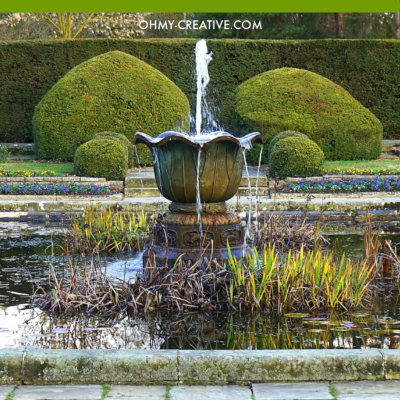 17 Fabulous Outdoor Fountains For Your Yard