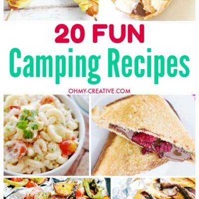 Innovative Camping Recipes