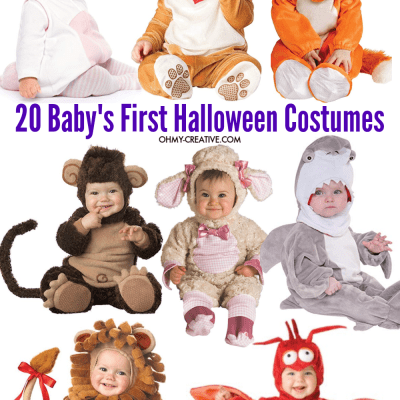 Baby's First Halloween Costume – 20 Perfect Ideas
