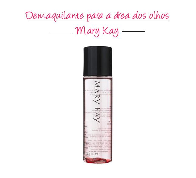 Demaquilante Mary Kay area dos olhos