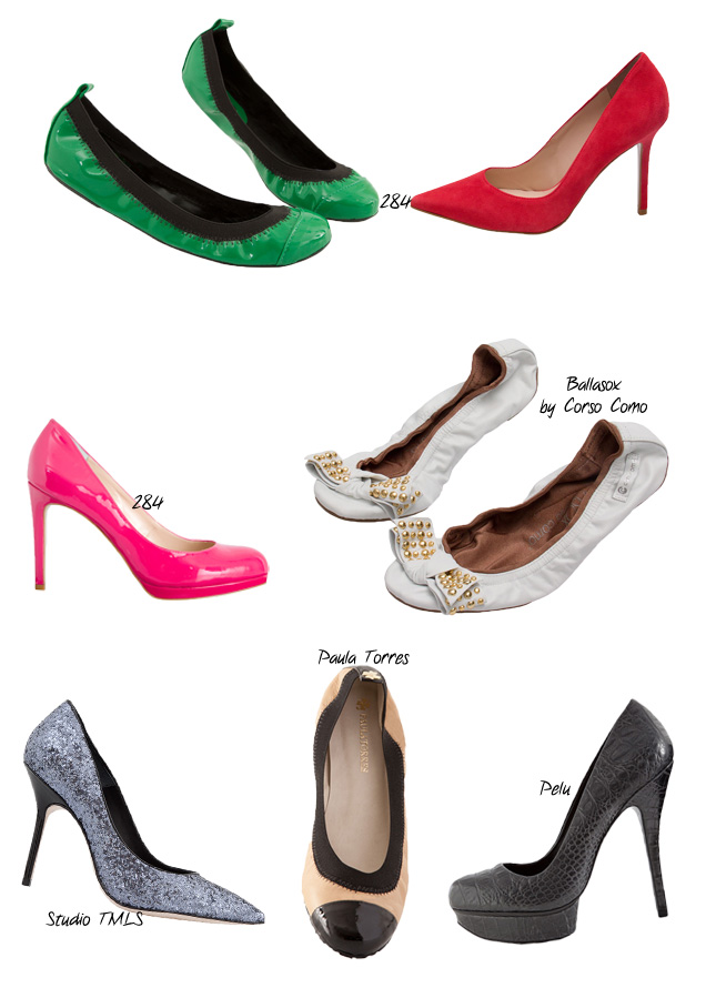 Sapatos e Sapatilhas OQVestir