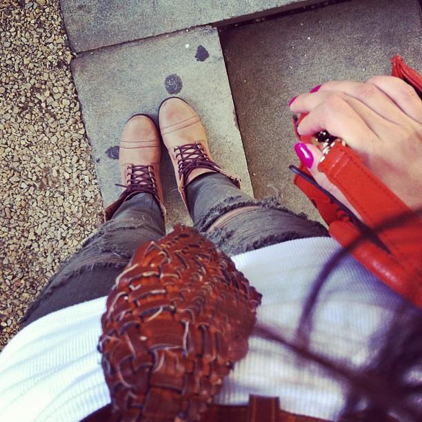 Look do Dia Bryant Park moaraujo instagram blog de moda