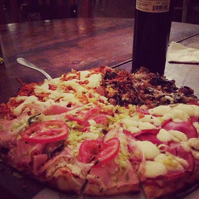 famosa pizza ribeirao preto dica restaurante blog de moda