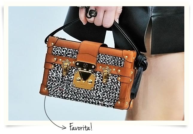 A bolsa Petite Malle da Louis Vuitton ganhou nova versão.