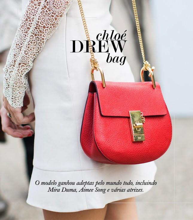 A it bag do ano, Drew Bag, no blog Oh My Closet!