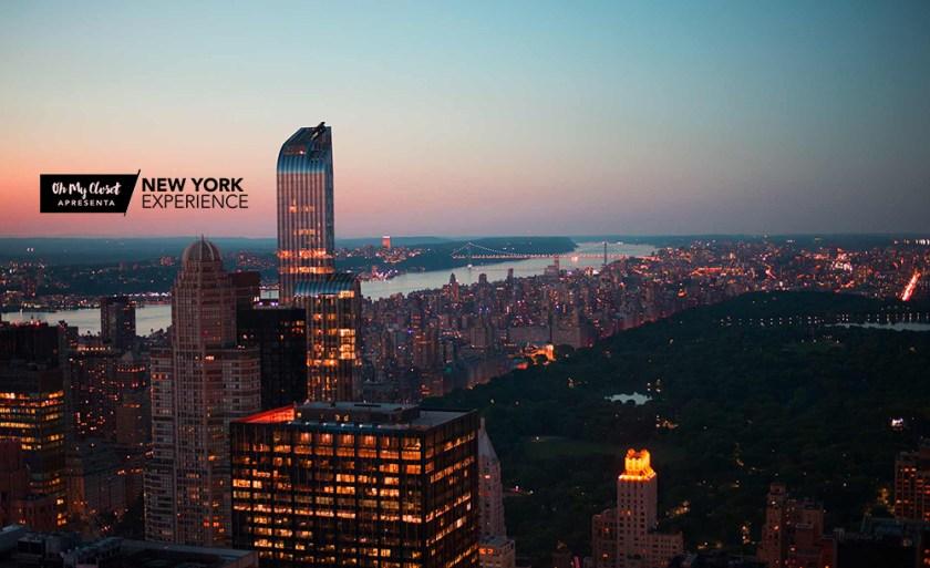 Vista do Top Of The Rock em NYC e muito mais você encontra no Oh My Closet!