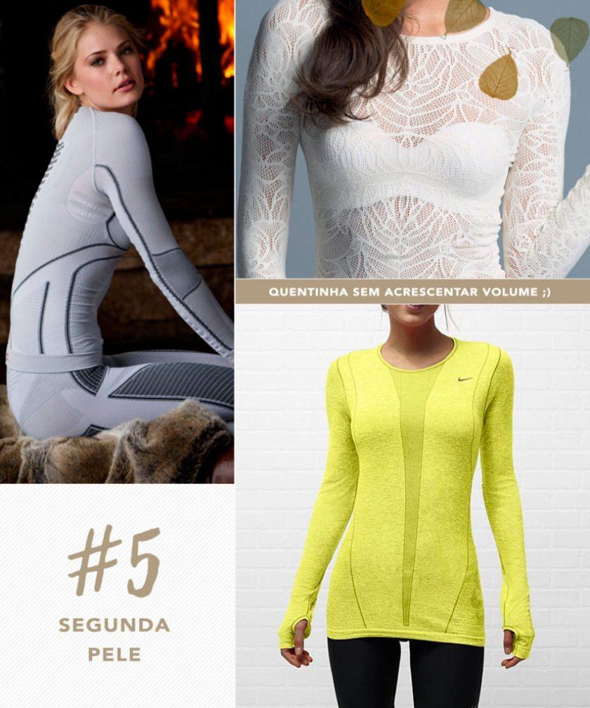 De segunda pele à bota feminina, são 6 truque para se vestir bem no inverno. Vem pro Oh My Closet!