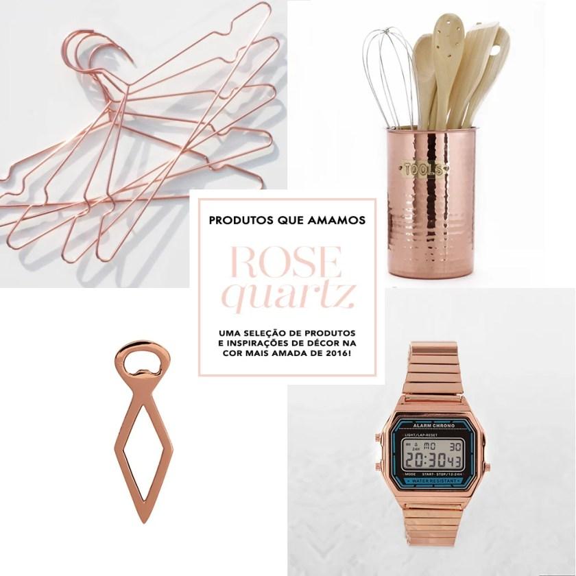 Rose Quartz é a cor de 2016 e ele está presente em toda parte! A editora de moda Mônica Araújo fez uma seleção dos produtos que ela está amando no momento, confira no Oh My Closet!