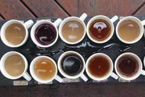 Coffee Tasting AKA Cupping