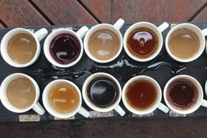 Coffee Tasting AKA Cupping