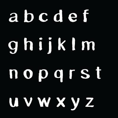 Brush Font Handwritten Typedesign Lettering ohmyfont