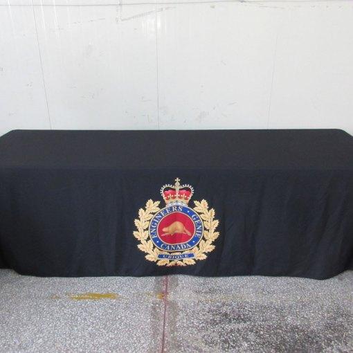 Custom-printed-tablecloth-with-logo-insignia