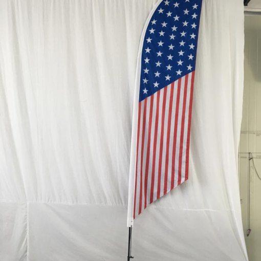 Feather-Flag