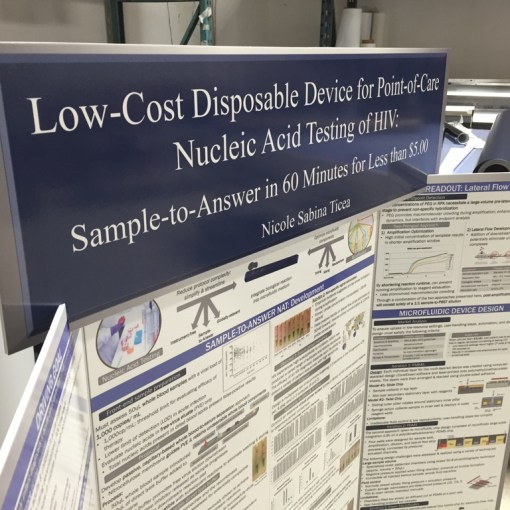 Foamcore Sign printing