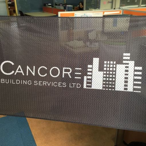 Fabric-mesh-banner-for-construction-site-