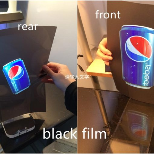 black-rear-projection-film