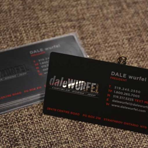 Black-Matte-Metal-Cards-London