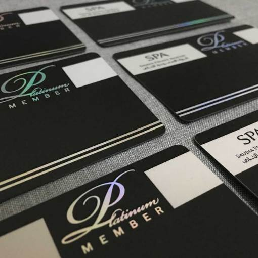 Membership-card-with-Hologram