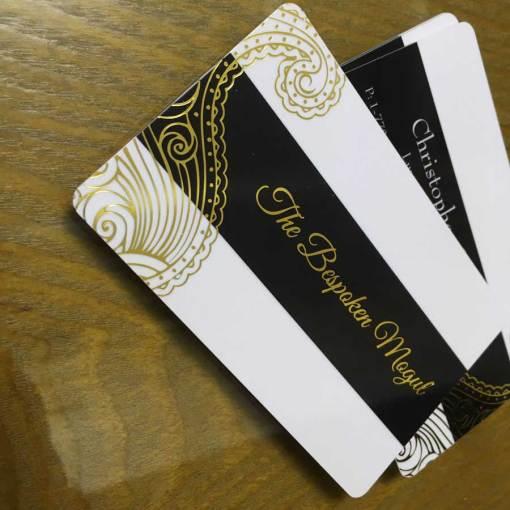 PVC-Card-Gold-Foil