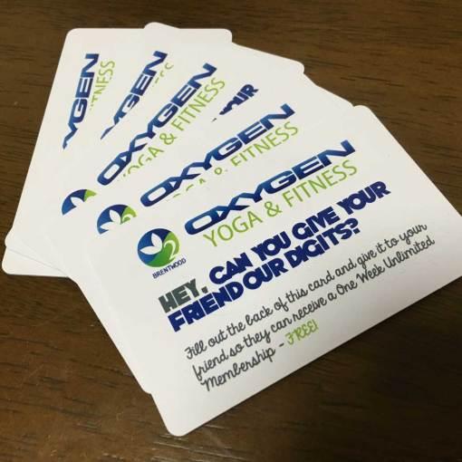 Plastic-Membership-Card-Printing
