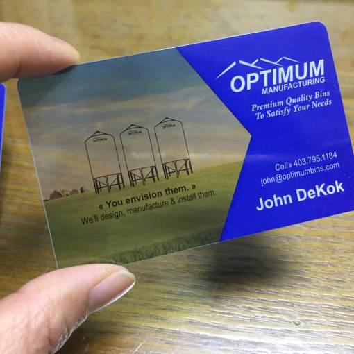 Transparent-Business-cards