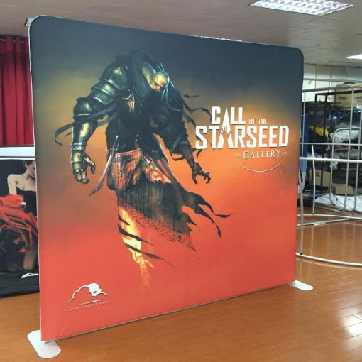 Event-Wall-Printing