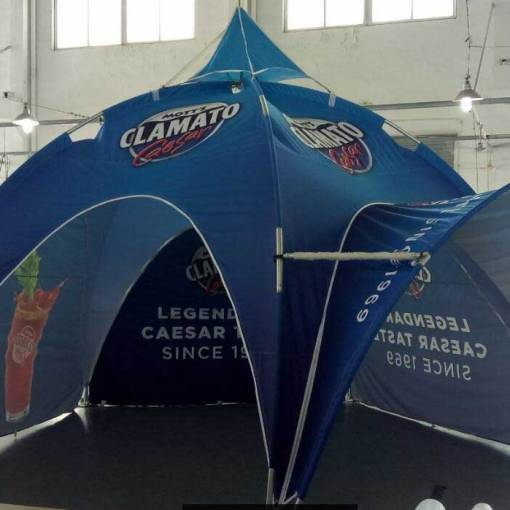 Custom-Printed-Arch-Tents