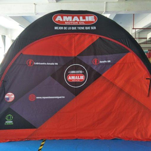 Inflatable-Air-Tent-Shipped-to-Honduras