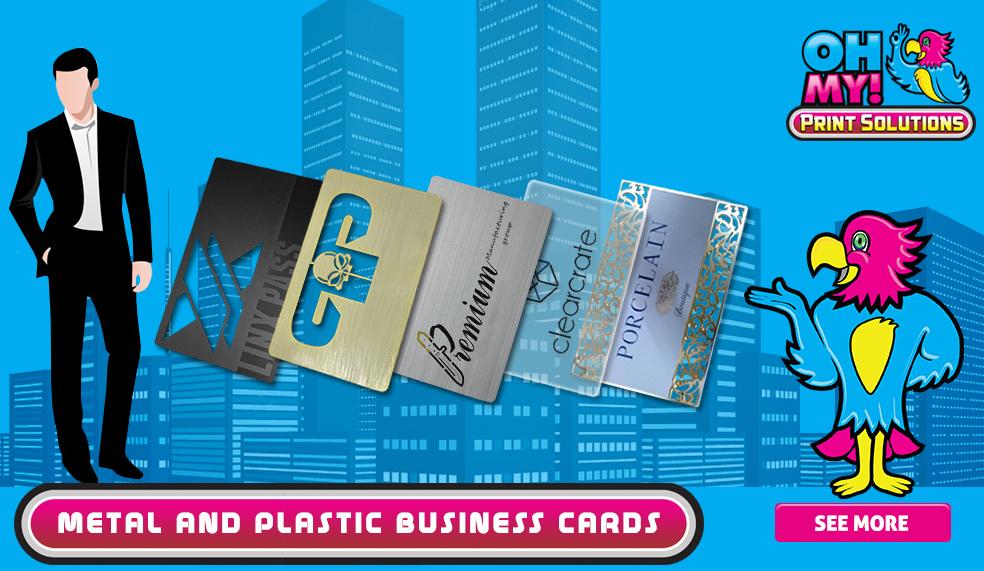Metal Business cards canada usa