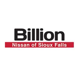 Billion Nissan of Sioux Falls logo