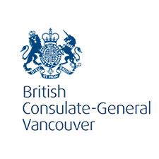 British Consulate Vancouver logo