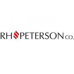 RH Peterson co. Logo