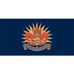 The Royal Westminister Regiment Logo