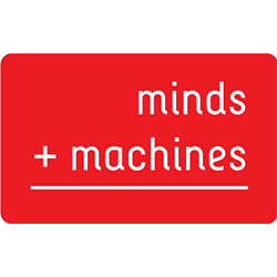 minds and machines Logo