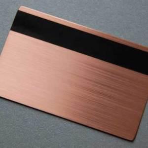 Metal-Rose-Gold-Card