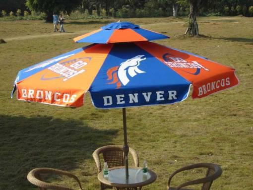Double-layer-printed-garden-umbrella
