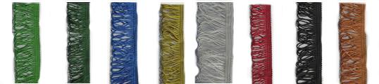 Fringe and Tassel options