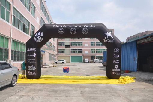 Inflatable-Racing-Arch