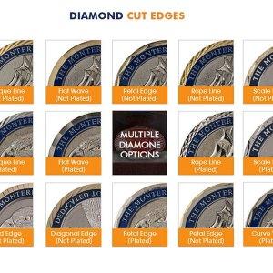 Diamond-Cut-Edges