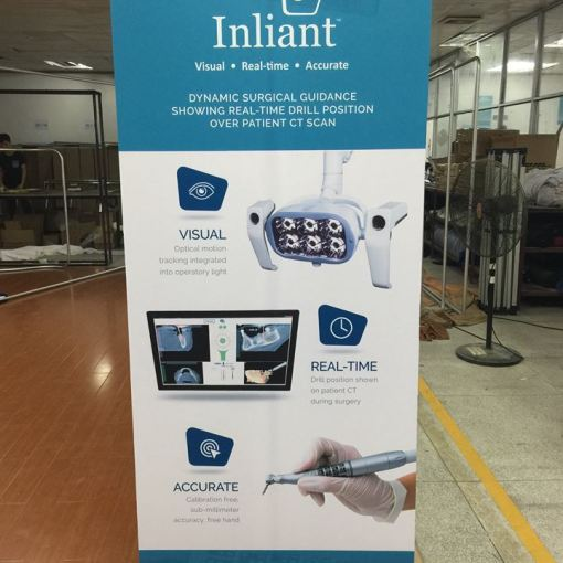 Bannerstand printing